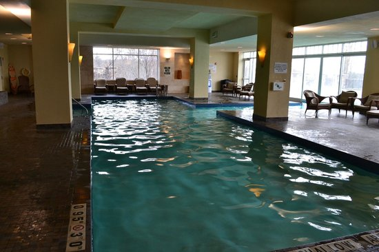 Heated Indoor/outdoor pool - Bild von JW Marriott The Rosseau ...