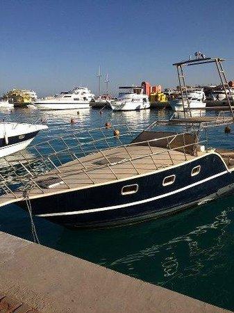 Blue Boat Charters Hurghada