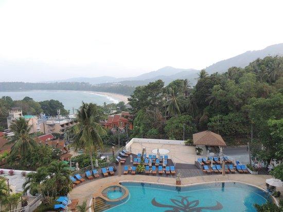 Orchidacea Resort: Снова вид из номера