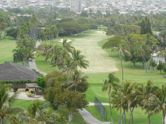 The Kahala Hotel & Resort: Golf Course and Water Views