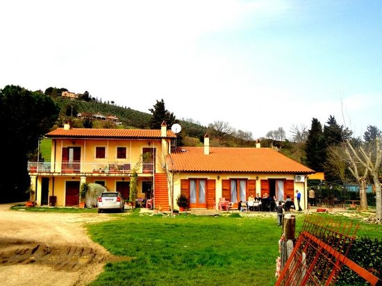 Torrita Tiberina, Taliansko: esterno