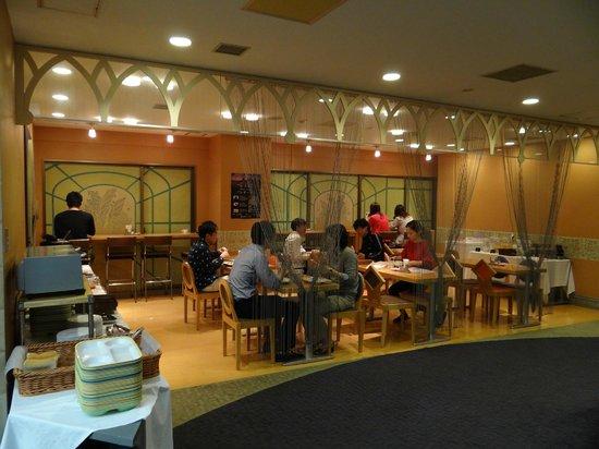 Hotel Villa Fontaine Nihombashi Mitsukoshimae : Breakfast