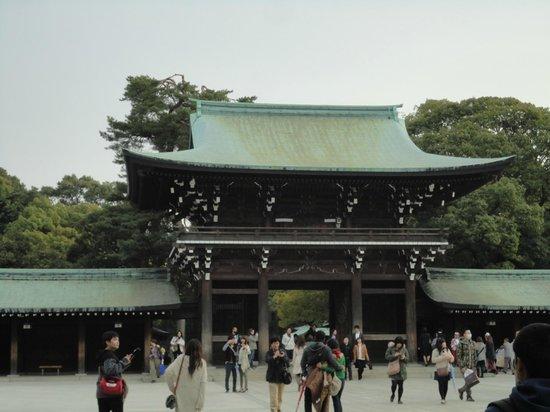 Sake barrels - Picture of Meiji Jingu Shrine, Shibuya - TripAdvisor