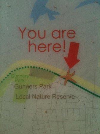 Shoebury Common Beach: Near to Gunners Park