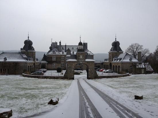 Manoir de Lebioles : A winter wonderfull hide-away
