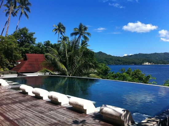 Dabirahe at Lembeh Hills Resort: nice day