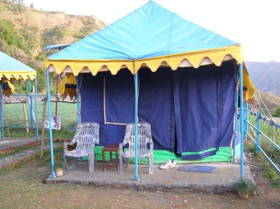 Blue Canvas Resort: Luxury Tents