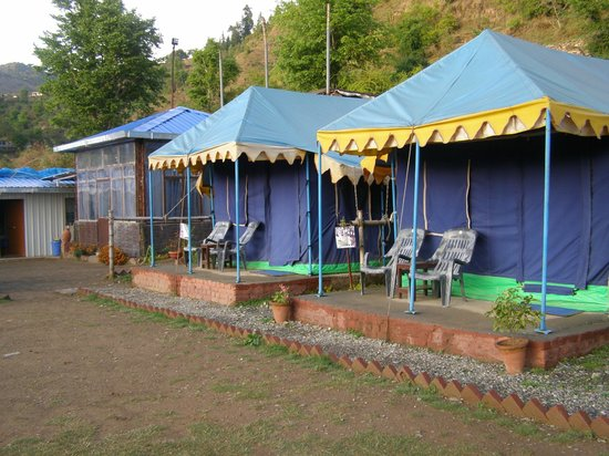Blue Canvas Resort: Other Tents