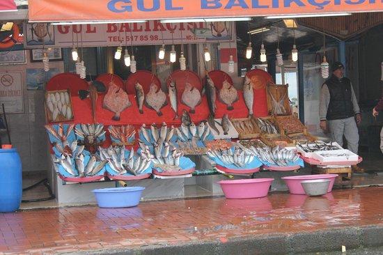 Grand Liza Hotel: Fischmarkt