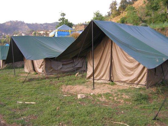 Blue Canvas Resort: Basic Tents