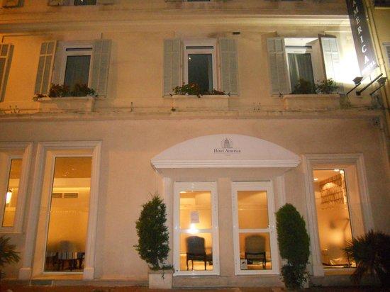 Hotel America: Hôtel A merica