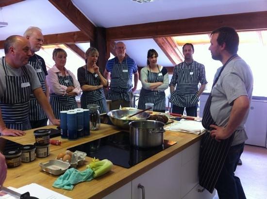 Hartingtons of Bakewell : Fish masterclass