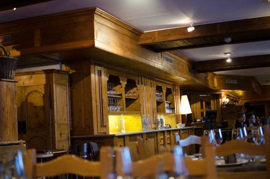 Hotel Village Montana: Restaurant