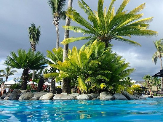 Sofitel Fiji Resort & Spa: Pool