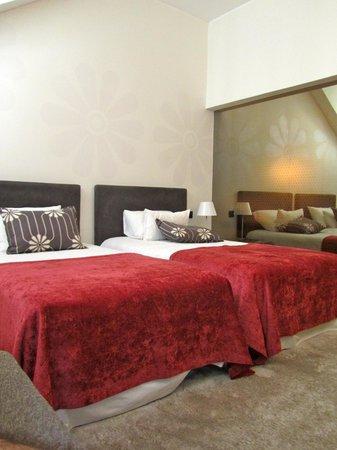 Inspira Santa Marta Hotel: Chambra