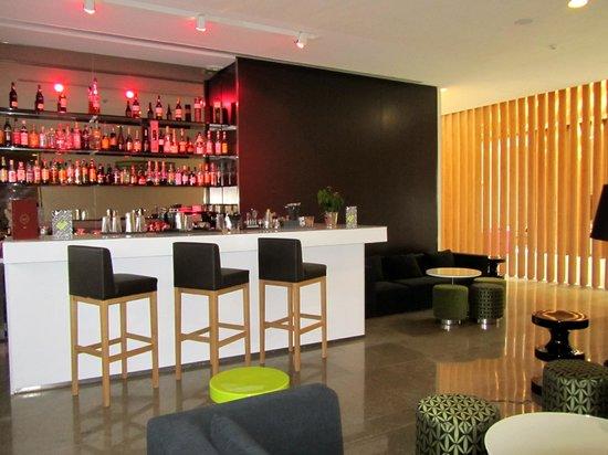 Inspira Santa Marta Hotel: Bar