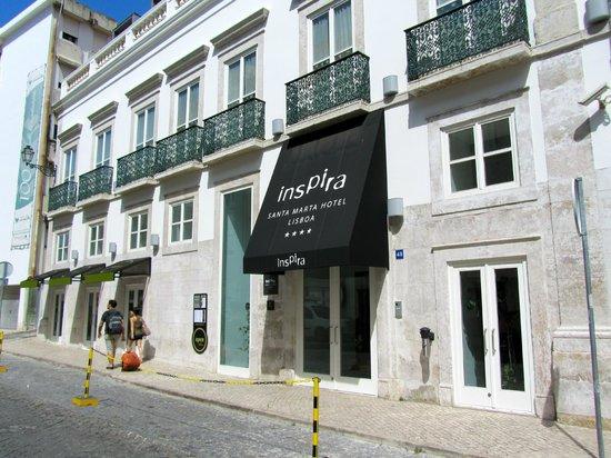 Inspira Santa Marta Hotel: Vue extérieure de l'hôtel