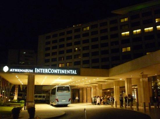 InterContinental Athenaeum: Esterno dell'hotel