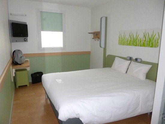 Ibis Budget Le Puy-en-Velay : chambre