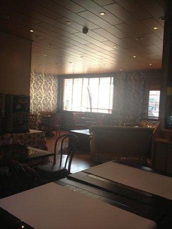 Hotel du Beffroi : salle de réception