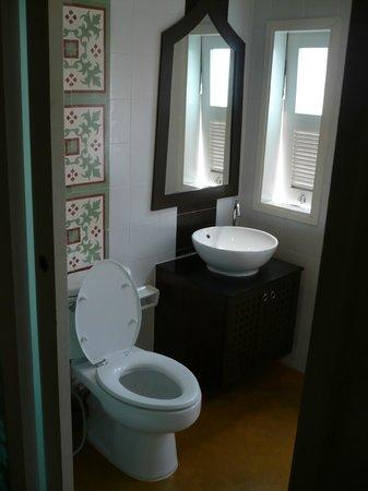 D&D INN: salle de bain