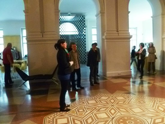 Moravian Gallery: both artists present - He Jimwei and Tomas Cisarovsky