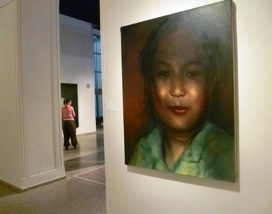 Moravian Gallery: step back and you will get closer