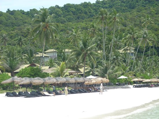 The Taaras Beach & Spa Resort: taaras beach