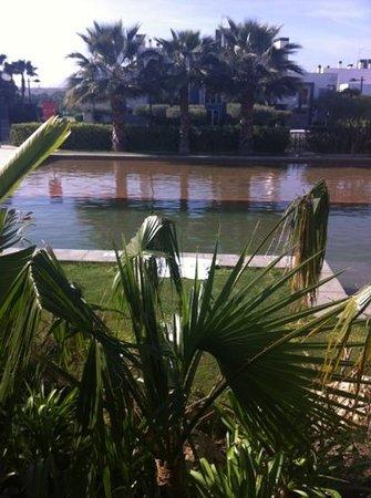 El Plantio Golf Resort : view from terrace