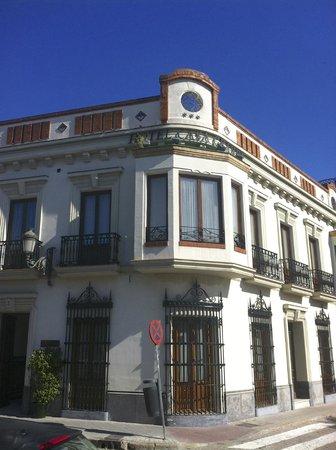 Casa Grande: Aussenansicht