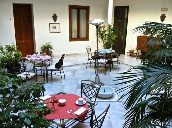 Casa Grande: Frühstücksraum