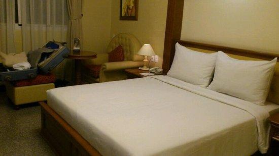 May Hotel: 客室内