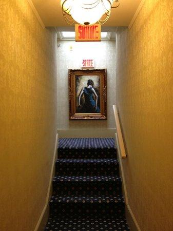 Chateau Versailles : hallway