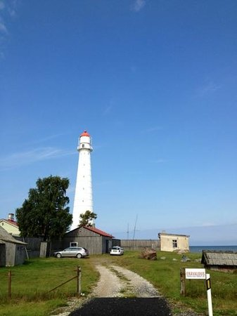 Korgessaare, Estland: Tahkuna lighthouse