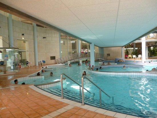 Espace lagon un des bassins photo de les antilles de for Accessoires piscine jonzac
