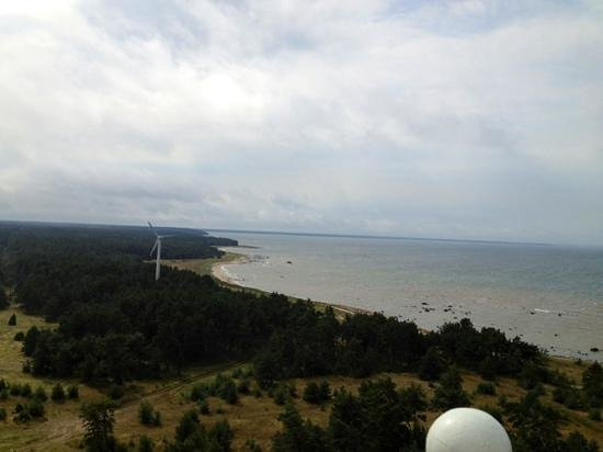 Tahkuna Lighthouse: view