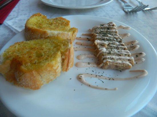 Grill Costa Mar : Chef's fish pate