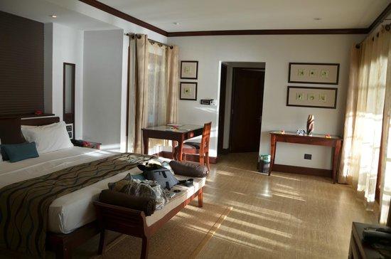 Hotel L'Archipel: La chambre