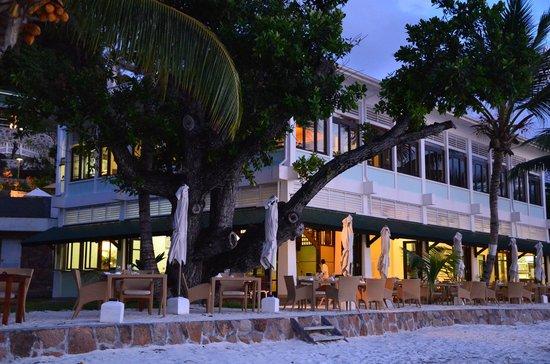 Hotel L'Archipel: Le restaurant