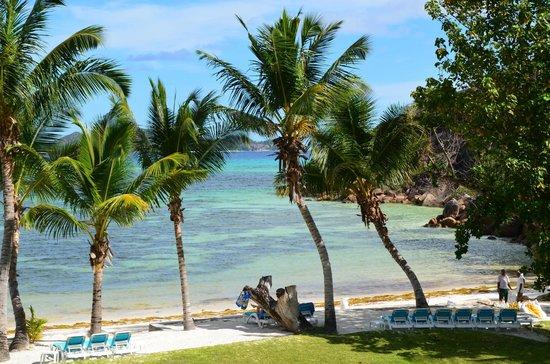 Hotel L'Archipel: La plage
