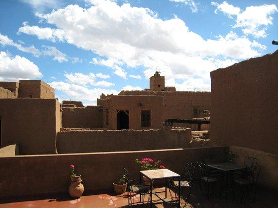Ksar El Khorbat: une des nombreuses petites terrasses