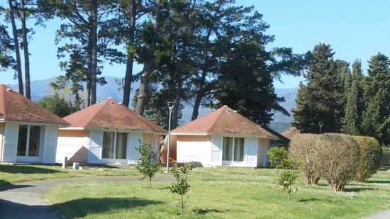 Taglio-Isolaccio, France: les bungalows
