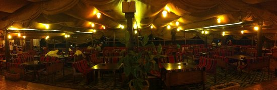 The Tent Restaurant