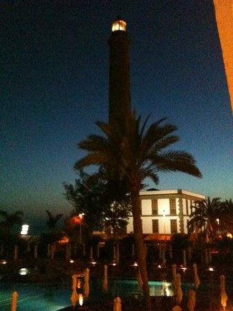 IFA Faro Hotel: abends