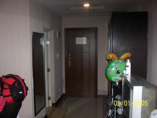 Aiqun Hotel: Inside
