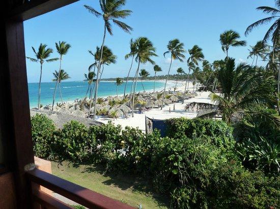 VIK Hotel Cayena Beach: Aussicht von Zimmer 308