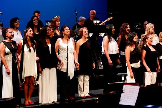 Broward Center for the Performing Arts: Brazilian Voices