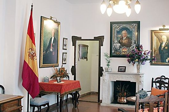 House Museum of Niceto Alcala: Salón del museo