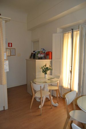 Bed and Breakfast di Piazza del Duomo: Area Comune