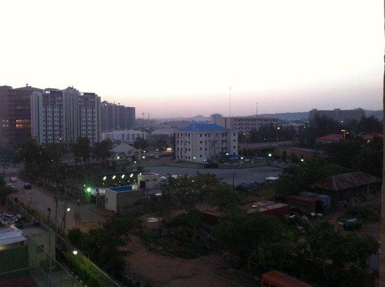 Reiz Continental Hotel : from my room 4th floor